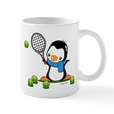 Tennis Penguin Mug Mugs