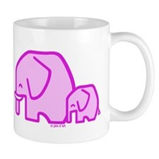 Elephants Mug Mugs