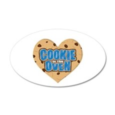 Cookie in the Oven™ Wall Decal