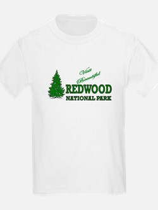 Visit Beautiful Redwood Natio T-Shirt