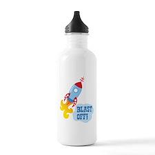 BLAST OFF! Water Bottle