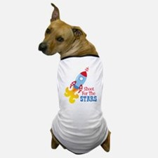 Shoot For The STARS Dog T-Shirt