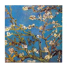Almond Blossoms by Vincent van Gogh Tile Coaster