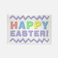Happy Easter! Rectangle Magnet
