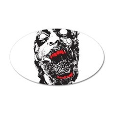 Zombie Wall Decal