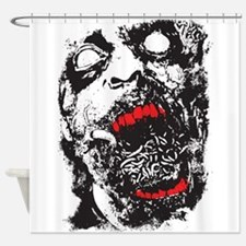 Zombie Shower Curtain