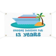13th Anniversary Cruise Banner
