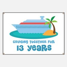 13th Anniversary Cruise Banner