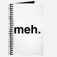 Black Meh Journal