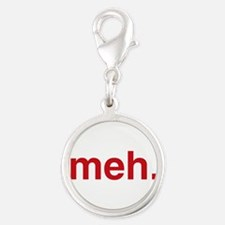 Red Meh Charms