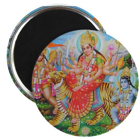 Durga Mata Magnets
