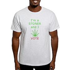 STONER VOTER T-Shirt