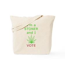 STONER VOTER Tote Bag