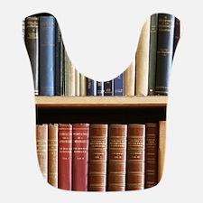 Books On A Bookshelf, Bookcase, Bookcase Bib