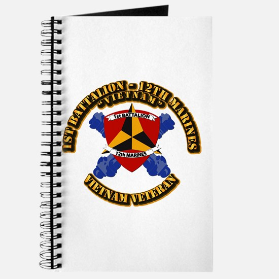 USMC - 1st Bn 12th Marines Journal