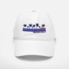 Redondo Beach, California Baseball Baseball Cap