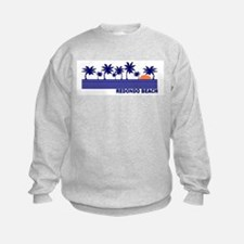 Redondo Beach, California Sweatshirt