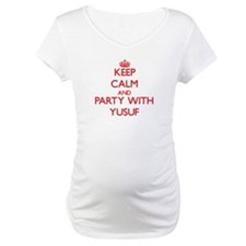 Keep Calm and Party with Yusuf Shirt