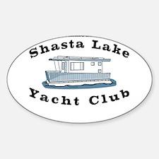 Shasta Lake Yacht Club Decal