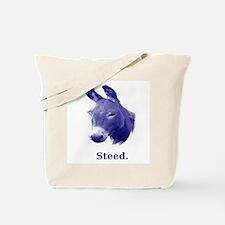 Democratic Steed Tote Bag