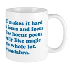 ADHD Magic Hocus Pocus Mugs