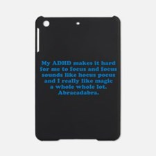 ADHD Magic Hocus Pocus iPad Mini Case