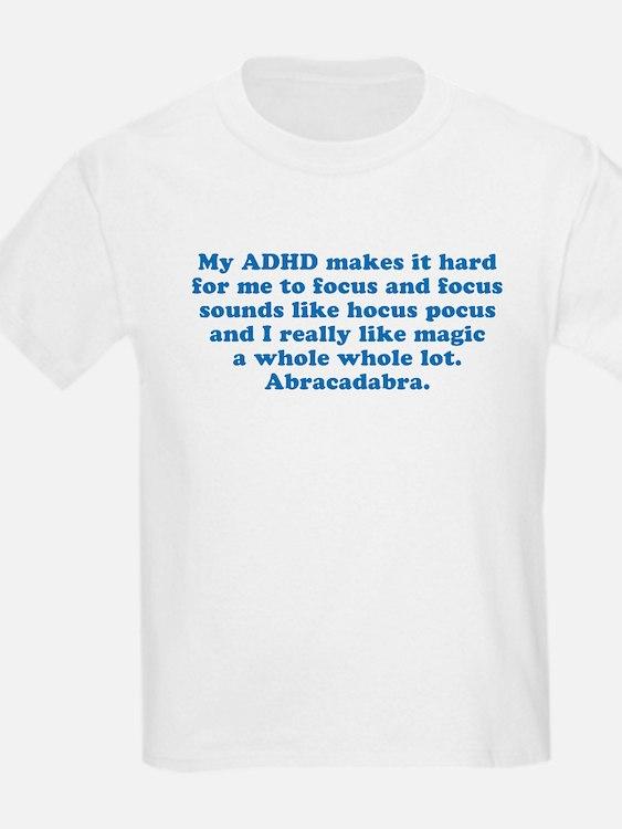 ADHD Magic Hocus Pocus T-Shirt