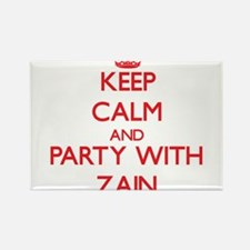 Keep Calm and Party with Zain Magnets