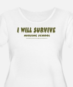 I_will_survive2 Plus Size T-Shirt