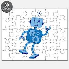 Dancing Robot Puzzle