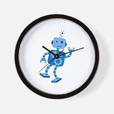 Dancing Robot Wall Clock