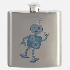 Dancing Robot Flask