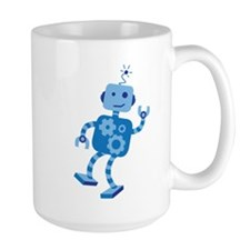 Dancing Robot Mugs