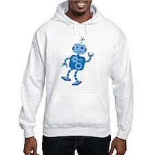 Dancing Robot Hoodie