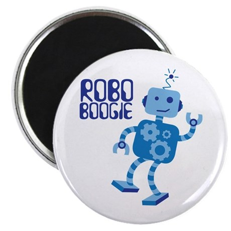 ROBO BOOGIE Magnets