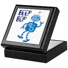 BEEP BOP Keepsake Box