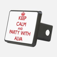 Keep Calm and Party with Alva Hitch Cover