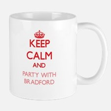 Keep Calm and Party with Bradford Mugs