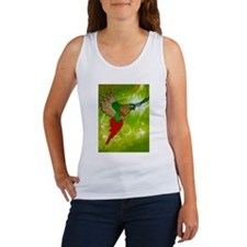 stained glass conure Tank Top