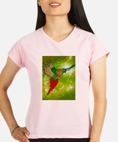 stained glass conure Performance Dry T-Shirt