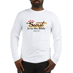 The Real Secret Long Sleeve T-Shirt