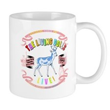 Rock And Roll Mug - The Living Dolls