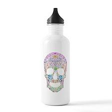Colorskull Water Bottle