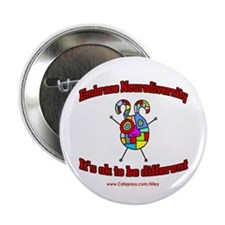 Neurodiversity Button