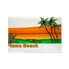 Pismo Beach, California Rectangle Magnet