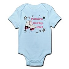 Future Derby Girl Infant Body Suit