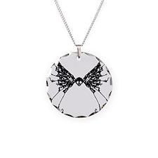 Skairy black Necklace