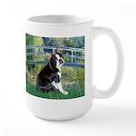 Bridge & Boston Ter Large Mug