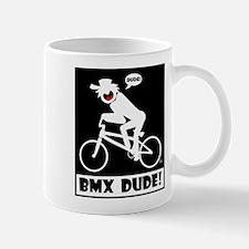 BMX DUDE Mugs, Cups, Mousepad Mug