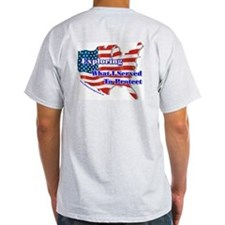 Military Campgrounds T-Shirt